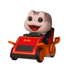 Фигурка Funko POP! Disneyland 65th Anniversary: Mr. Toad in Car 51192