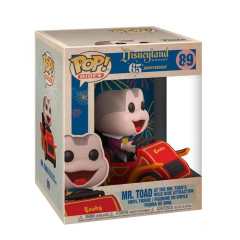 Фигурка Funko POP! Disneyland 65th Anniversary: Mr. Toad in Car 51192