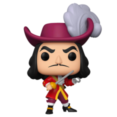 Фигурка Funko POP! Disneyland 65th Anniversary: Captain Hook 51375