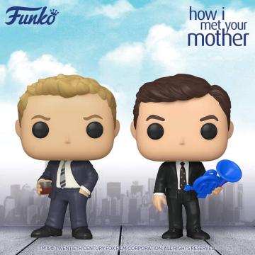 Фигурка Funko POP! How I Met Your Mother: Barney Stinson 51379