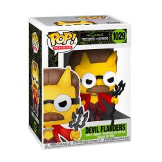 Фигурка Funko POP! The Simpsons: Devil Flanders Exclusive 51399