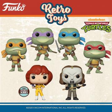 Фигурка Funko POP! Teenage Mutant Ninja Turtles: Casey Jones 51436