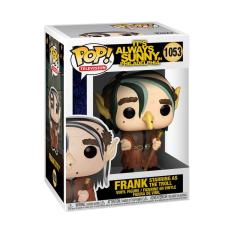Фигурка Funko POP! Its Always Sunny in Philadelphia: Frank as Troll 51621