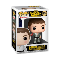 Фигурка Funko POP! Its Always Sunny in Philadelphia: Dennis as The Dayman 51623