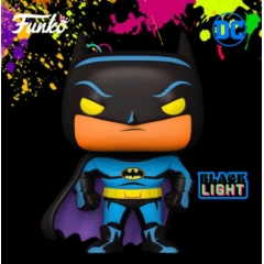 Фигурка Funko POP! Black Light: Batman Exclusive 51725