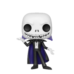 "Фигурка Funko POP! The Nightmare Before Christmas: 10"" Inch Jack with Zero Exclusive 51774"