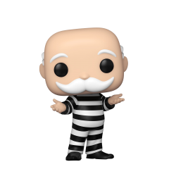 Фигурка Funko POP! Monopoly: Criminal Uncle Pennybags 51898