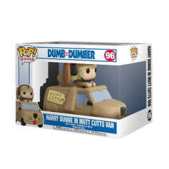 Фигурка Funko POP! Dumb and Dumber: Harry with Mutts Cutts Van 51948