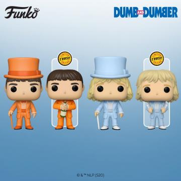 Фигурка Funko POP! Dumb and Dumber: Lloyd Christmas 51960