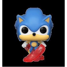 Фигурка Funko POP! Sonic the Hedgehog 30th Anniversary: Running Sonic 51964