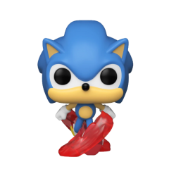 Фигурка Funko POP! Sonic the Hedgehog 30th Anniversary: Running Sonic 51964