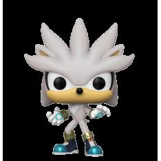 Фигурка Funko POP! Sonic the Hedgehog 30th Anniversary: Sonic Silver 51965