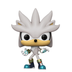Фигурка Funko POP! Sonic the Hedgehog 30th Anniversary: Sonic Silver 51965