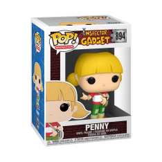 Фигурка Funko POP! Inspector Gadget: Penny 52014