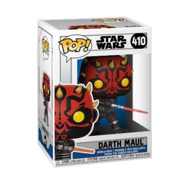 Фигурка Funko POP! Star Wars: The Clone Wars: Darth Maul 52025