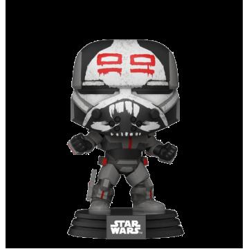 Фигурка Funko POP! Star Wars: The Clone Wars: Wrecker 52027