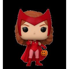 Фигурка Funko POP! WandaVision: Halloween Wanda 52044