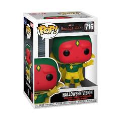 Фигурка Funko POP! WandaVision: Halloween Vision 52045