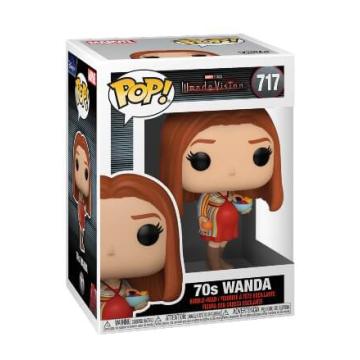 Фигурка Funko POP! WandaVision: 70's Wanda 52046