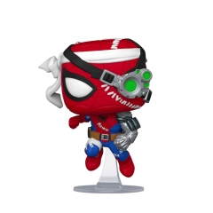 Фигурка Funko POP! Marvel: Cyborg Spider-Man Exclusive 52242