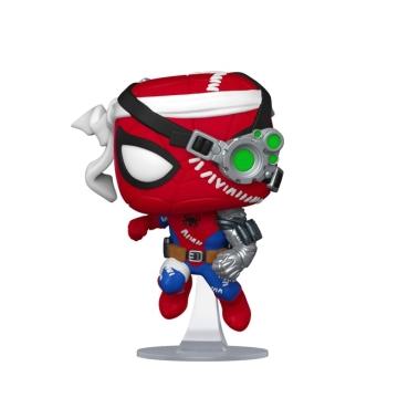 Фигурка Funko POP! Marvel: Cyborg Spider-Man Exclusive 52242