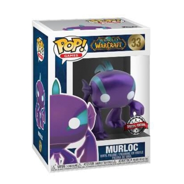 Фигурка Funko POP! Warcraft: Spectral Murloc Exclusive 52850