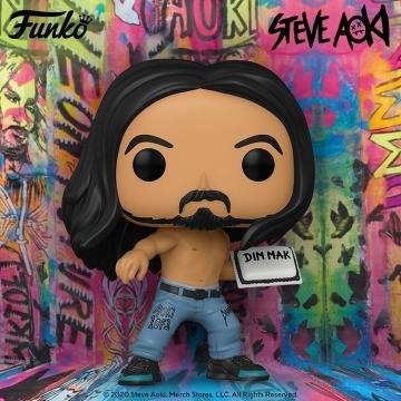 Фигурка Funko POP! Music: DJ Steve Aoki with Cake 53765