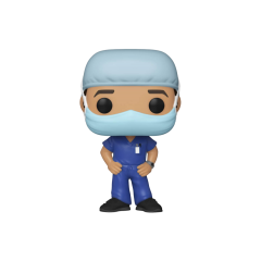 Фигурка Funko POP! Heroes Front Line Worker Hospital Male 1 54046