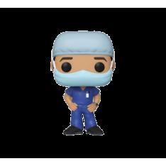 Фигурка Funko POP! Heroes Front Line Worker Hospital Male 1 54046