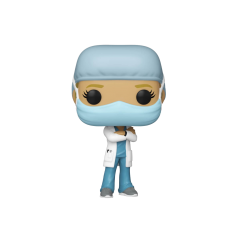 Фигурка Funko POP! Heroes Front Line Worker Hospital Female 1 54047