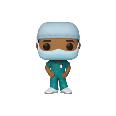 Фигурка Funko POP! Heroes Front Line Worker Hospital Male 2 54155