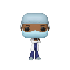 Фигурка Funko POP! Heroes Front Line Worker Hospital Female 2 54156