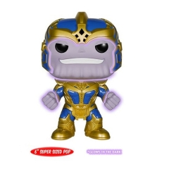 "Фигурка Funko POP! Bobble: Marvel: Guardians of the Galaxy: Thanos 6"" (Exclusive) 5739"