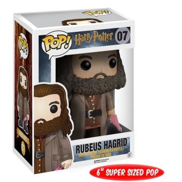 """Фигурка Funko POP! Harry Potter: Rubeus Hagrid 6"""" Inch 5864"""