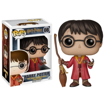 Фигурка Funko POP! Harry Potter: Quidditch Harry 5902