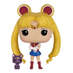 Фигурка Funko POP! Vinyl: Animation: Sailor Moon: Sailor Moon with Luna 6350