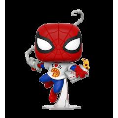 Фигурка Funko POP! Spider Man: Spider Man with Pizza Exclusive 672
