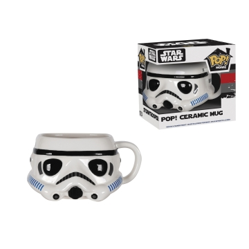 Кружка Funko POP! Home: Star Wars: Stormtrooper Mug 6988