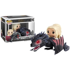 Фигурка Funko POP! Rides: Game of Thrones: Daenerys and Drogon 7235