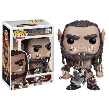 Фигурка Funko POP! Warcraft: Durotan 7468