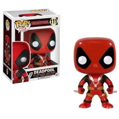 Фигурка Funko POP! Bobble: Marvel: Deadpool: Two Sword 7486