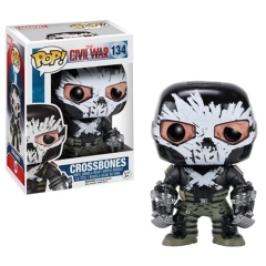 Фигурка Funko POP! Civil War: Crossbones 7503