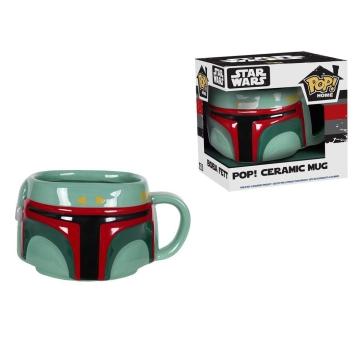 Кружка Funko POP! Home: Star Wars: Boba Fett Mug 7799