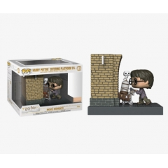 Фигурка Funko POP! Vinyl: Movie Moments: Harry Potter: Harry Potter Platform 9 3/4 (Exclusive) 81