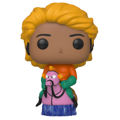 Фигурка Funko POP! Vinyl: Television: Big Bang Theory: Raj as Aquaman (2019 Summer Convention Limited Edition Exclusive) 832