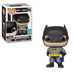 Фигурка Funko POP! Vinyl: Television: Big Bang Theory: Howard as Batman (2019 Summer Convention Exclusive) 834