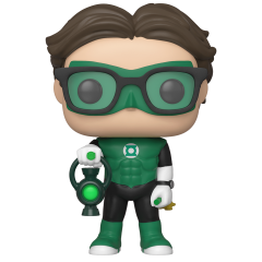 Фигурка Funko POP! Vinyl: Television: Big Bang Theory: Leonard as Green Lantern (2019 Summer Convention Exclusive) 836