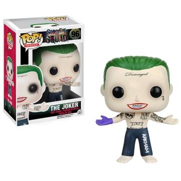 Фигурка Funko POP! Vinyl: Heroes: Suicide Squad: The Joker 8659