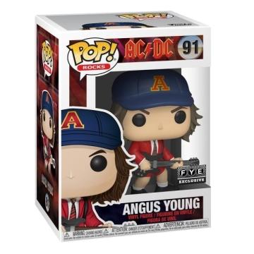 Фигурка Funko POP! Rocks: AC/DC: Angus Young (Exclusive) 91