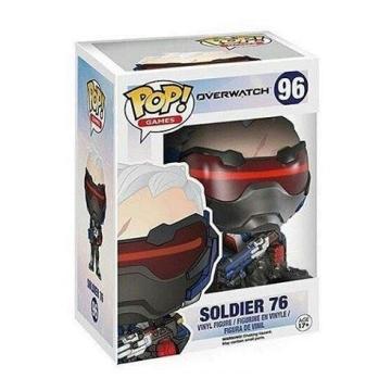 Фигурка Funko POP! Overwatch: Soldier 76 Exclusive 9303